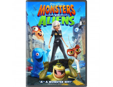 Movie Monsters and Aliens Monsters and Aliens