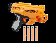 Купить Пистолет NERF Accustrike Quadrant E0012 Elkor