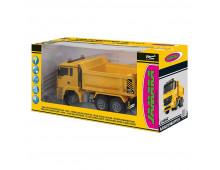 Радиоуправляемая машина JAMARA Dump Truck 1:20 Mercedes Arocs 2.4GHZ Dump Truck 1:20 Mercedes Arocs 2.4GHZ