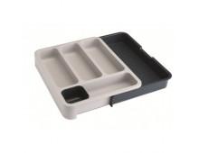 Buy Cutlery Tray JOSEPH JOSEPH Drawer Store Cutlery Grey 85042 Elkor