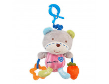 Pirkt Rotaļlieta BABY MIX Bear 861186 Elkor