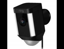 Проводная камера RING Black Black