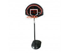 Buy Basketball hoop with shield LIFETIME Youth Portable Telescoping Classic 90022 Elkor