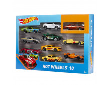 Buy Set of cars HOT WHEELS  54886 Elkor
