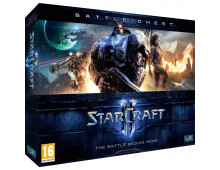Datorspēle STARCRAFT 2 BATTLE CHEST STARCRAFT 2 BATTLE CHEST