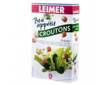 Croutons LEIMER with greens with greens