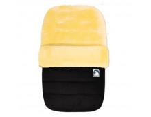 Sleeping-bag HEITMANN FELLE Lambskin cosy toes(schwarz) Lambskin cosy toes(schwarz)