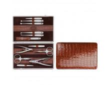 Купить Маникюрный набор ZWILLING Manicure set 12 D.Brun Twinox 97053007 Elkor