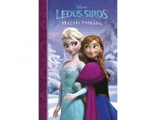 Grāmata Ledus sirds.Mazais romāns.Disney Ledus sirds.Mazais romāns.Disney