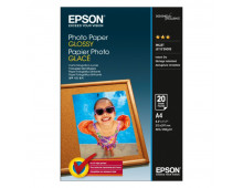 Buy Photographic paper EPSON Photo Paper Glossy A4/20/200 C13S042538 Elkor