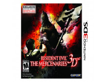 3DS spēle Resident Evil: The Mercenaries 3D Resident Evil: The Mercenaries 3D