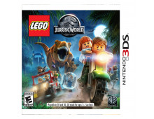 3DS spēle LEGO Jurassic World  LEGO Jurassic World