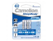 Akumulatoru komplekts CAMELION Always Ready Always Ready
