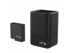 Buy Set GOPRO Dual Battery Charger + Battery AADBD-001 Elkor