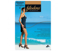 Zeķes FILODORO Absolute Summer 8 Autoreggente Playa Absolute Summer 8 Autoreggente Playa