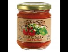 Купить Томатный соус ANTICO PASTIFICIO С Базиликом OP010 Elkor