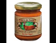 Купить Томатный соус ANTICO PASTIFICIO С Мясом Косули OP016 Elkor