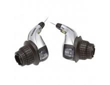 Купить Переключатель скоростей SHIMANO Revo 6S, SL-RS45 Tourney ASLRS45R6A Elkor