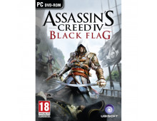 Computer game Assassin's Creed IV Black Flag Assassin's Creed IV Black Flag