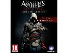 Datorspēle Assassin's Creed IV: Black Flag Jackdaw Edition Assassin's Creed IV: Black Flag Jackdaw Edition