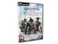 Datorspēle Assassin's Creed: Birth of a New World: The American Saga Assassin's Creed: Birth of a New World: The American Saga