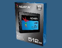 Купить Жесткий диск ADATA 512GB 6Gb/s SSD ASU800SS-512GT-C Elkor