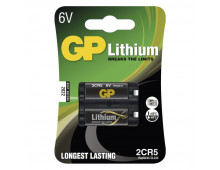 Pirkt Baterija G.P. 2CR5-U1  Elkor