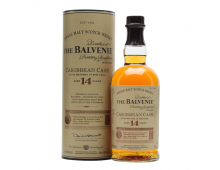 Buy Whiskey BALVENIE 14 Year Old Caribbean 43%  Elkor