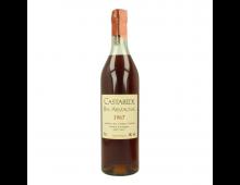 Buy Armagnac CASTAREDE 1967 40%  Elkor
