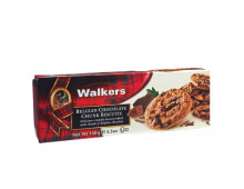 Buy Cookies WALKERS Belgian chocolate  Elkor