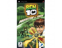 Игра для PSP Ben 10 Protector Of Earth Ben 10 Protector Of Earth