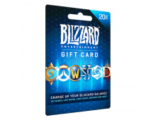 Buy Participation fee BLIZZARD Entertainment Gift Card 20€  Elkor