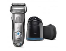 Shaver BRAUN 7893S Wet&Dry Silver/Black 7893S Wet&Dry Silver/Black