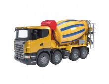 Mašīna BRUDER Scania R-Series Cement mixer  Scania R-Series Cement mixer