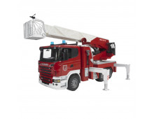 Pirkt Mašīna BRUDER Scania R-ser. Fire Engine with Waterpump 3590 Elkor