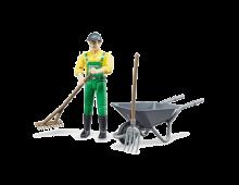 Action figure BRUDER Figure-set Farmer Figure-set Farmer