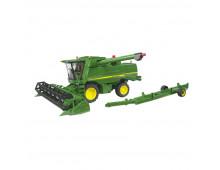 Купить Трактор BRUDER John Deere Combine harvester T670i 02132 Elkor