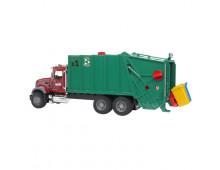 Купить Машина BRUDER MACK Granite Garbage truck 02812 Elkor