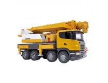 Купить Машина BRUDER Scania R-Series Liebherr Crane Truck          03570 Elkor