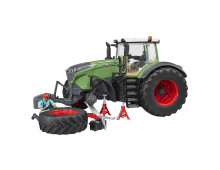 Pirkt Traktors BRUDER Fendt 1050 Vario With Mechanic 4041 Elkor