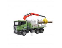 Купить Машина BRUDER Scania Metsaveo Masin 3524 Elkor