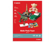 Buy Photographic paper CANON Photo Matt A4/50 MP-101 7981A005  Elkor