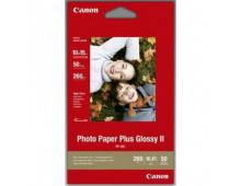 Photographic paper CANON PP-201 Photo Plus GL II 10x15 50sh/260g PP-201 Photo Plus GL II 10x15 50sh/260g