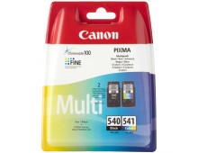 Tintes kasetnes komplekts CANON PG-540 Black And CL-541 Color Pack       PG-540 Black And CL-541 Color Pack