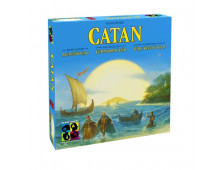 Buy Board game BRAIN GAMES Katan Seafarers 190293 Elkor