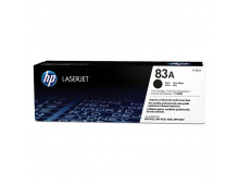 Buy Cartridge HP 83A Black Toner LJ Pro MFP CF283A Elkor