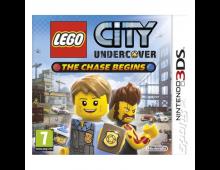 Купить Игра для 3DS  Lego City Undercover The Chase Begins  Elkor