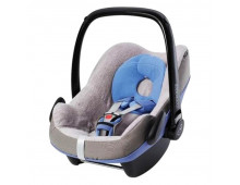 Pirkt Autokrēsla pārvalks MAXI COSI Summer-Cover Pebble Cool Grey 73703160 Elkor