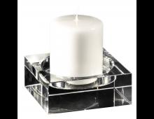 Buy Candlestick CHINELLI Cubic Pillar 10x10xh40 Lux 3200021 Elkor