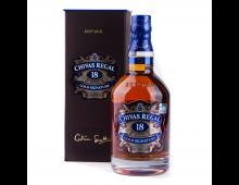 Купить Виски CHIVAS Regal 18 Year Old 40%  Elkor